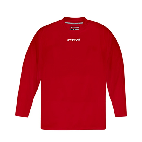 CCM 5000 JR PRACTICE JERSEY RED