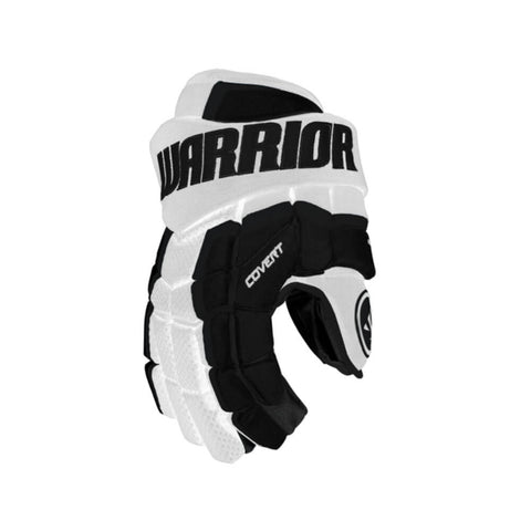 WARRIOR QRL 3 SR HOCKEY GLOVE WHITE/BLACK