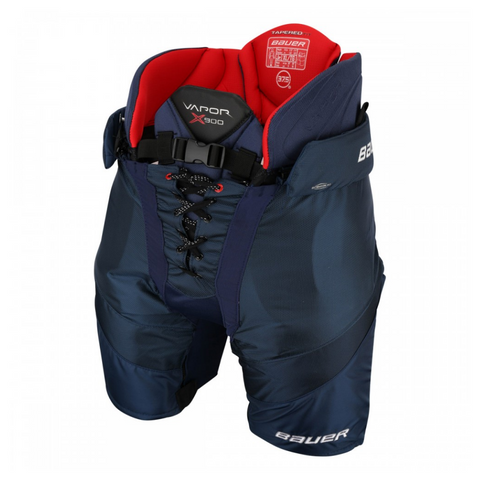 BAUER VAPOR X900 JR HOCKEY PANTS NAVY