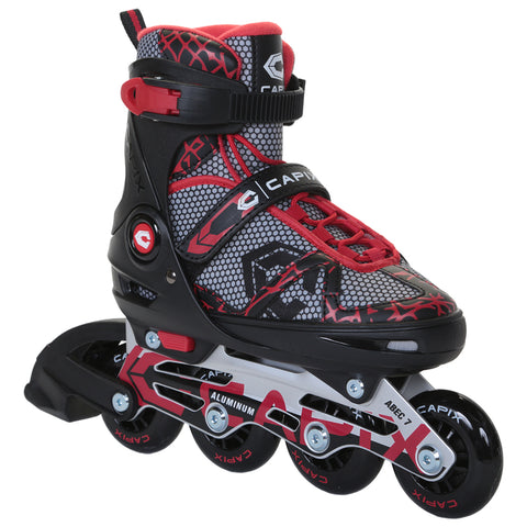 CAPIX B3 BOYS' ADJUSTABLE INLINE SKATES SIZE 1-4
