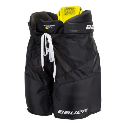 BAUER SUPREME S27 SR HOCKEY PANTS BLACK