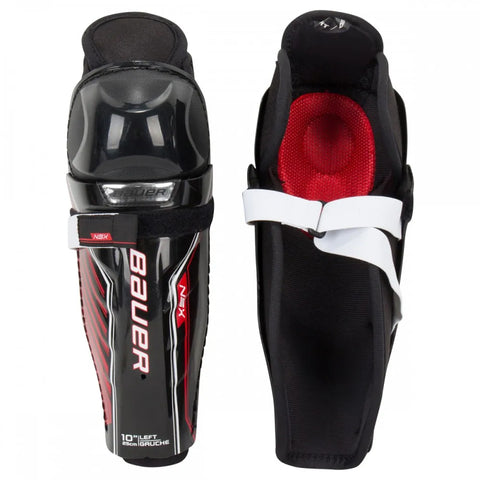 BAUER NSX YTH SHIN GUARDS