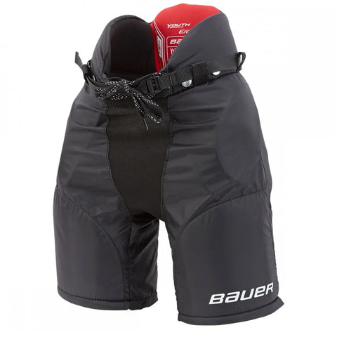 BAUER NSX YTH HOCKEY PANTS BLACK