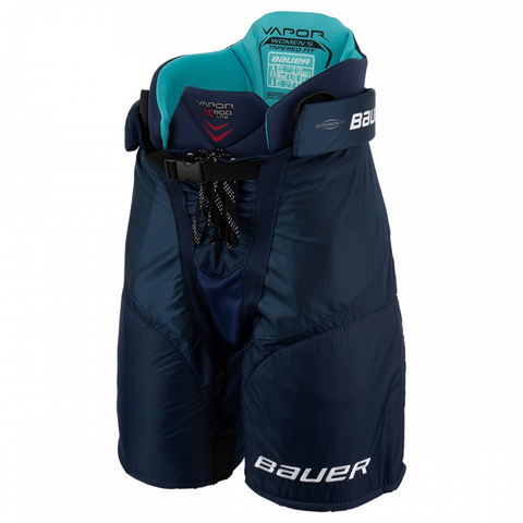 BAUER VAPOR X800 LITE WOMEN'S HOCKEY PANTS NAVY