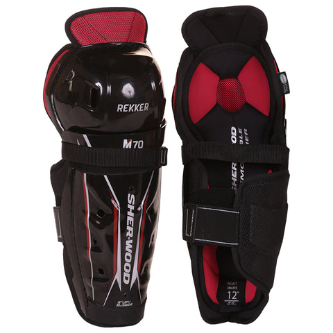 SHERWOOD REKKER M70 JR SHIN GUARDS