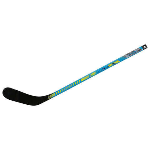 WARRIOR ALPHA DX COMPOSITE MINI STICK RIGHT BLUE/BLACK