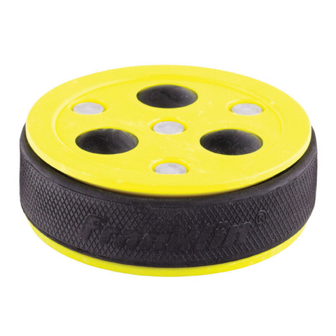 FRANKLIN NHL ROLL A PUCK 3 STREET HOCKEY PUCK