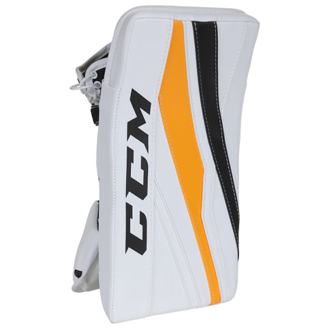 CCM EXTREME FLEX E3.9 INT GOALIE BLOCKER REG BOSTON
