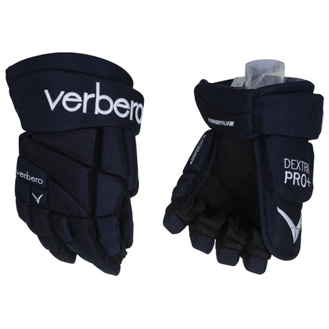 VERBERO DEXTRA PRO+ SR HOCKEY GLOVES NAVY