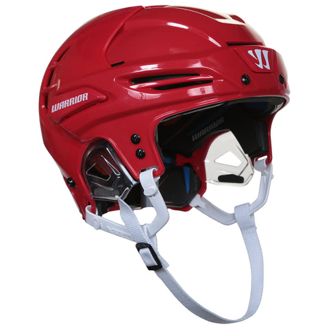 WARRIOR KROWN PX3 HOCKEY HELMET RED