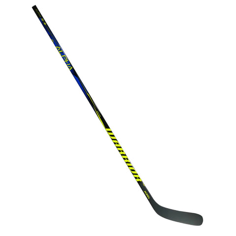 WARRIOR ALPHA QXS1 SR HOCKEY STICK LEFT 85