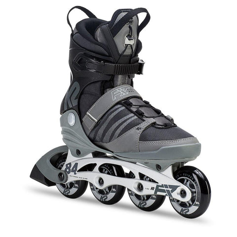 K2 FIT 84 PRO MEN'S INLINE SKATES GRAY/BLACK