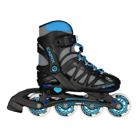 CAPIX FALCON JR ADJUSTABLE INLINE SKATES SIZES 1-4