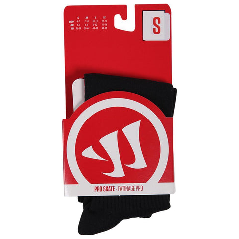 WARRIOR PRO SKATE SOCKS IN PACKAGE