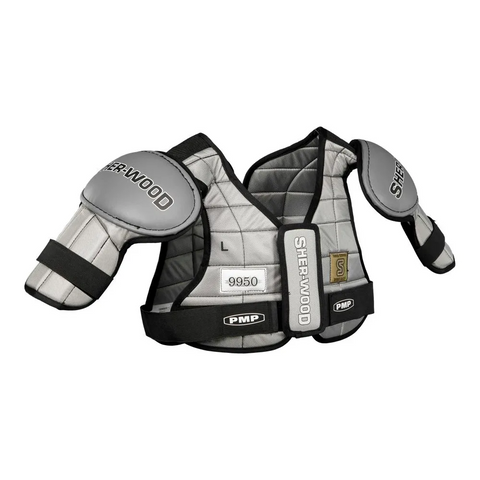 SHERWOOD 9950 SR SHOULDER PADS X-SMALL