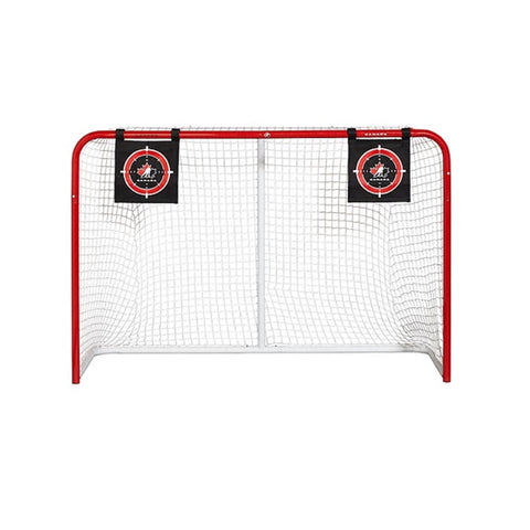 HOCKEY CANADA TOP CORNER SHOOTING TARGET 2 PACK