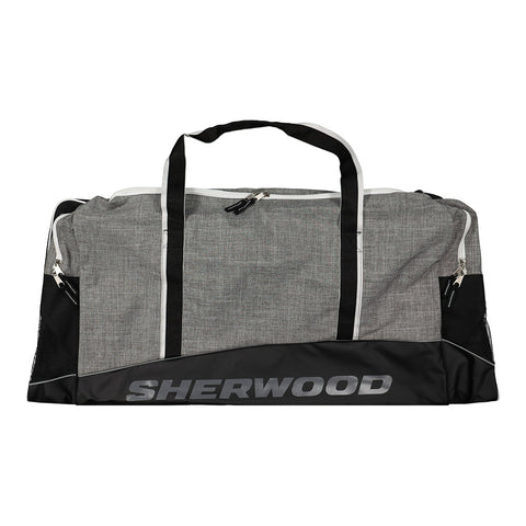SHERWOOD REKKER SR CARRY BAG 34 INCH BLACK/YELLOW