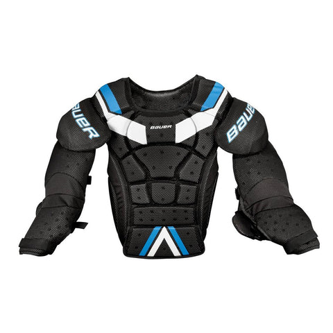 BAUER SR STREET HOCKEY CHEST AND ARM PROTECTOR