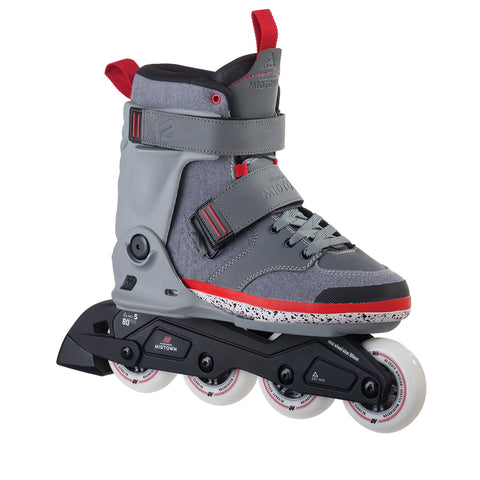 K2 MIDTOWN MEN'S INLINE SKATES GRAY