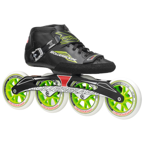 ROLLERBLADE POWERBLADE GTR 110 MEN'S INLINE SKATES BLACK/GREEN