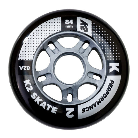 K2 PERFORMANCE 84MM REPLACEMENT WHEELS 4 PACK