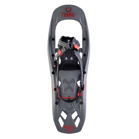 TUBBS TRK WOMENS SNOWSHOES 22 INCH GREY/RED