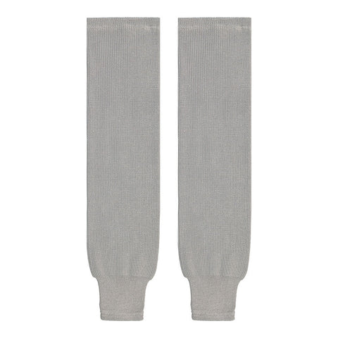 SHERWOOD SOLID KNIT SR HOCKEY SOCKS 28 INCH GREY