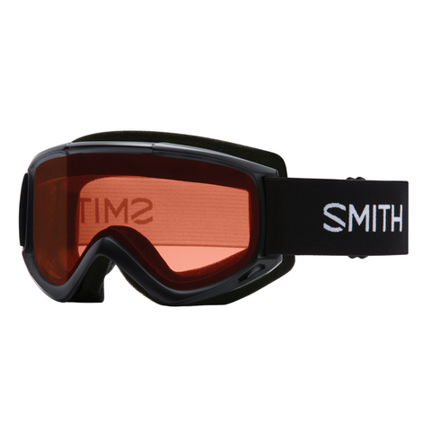 SMITH CASCADE CLASSIC ADULT SKI GOGGLES BLACK