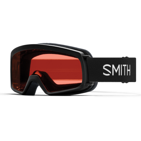 SMITH RASCAL JR SKI GOGGLES BLACK