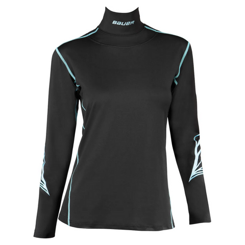 BAUER NG PREMIUM WOMEN'S LS GRIP TOP X-LARGE