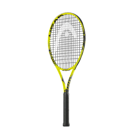 HEAD SPARK PRO TENNIS RACQUET YELLOW