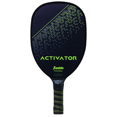 FRANKLIN ACTIVATOR WOOD PICKLEBALL PADDLE GREEN