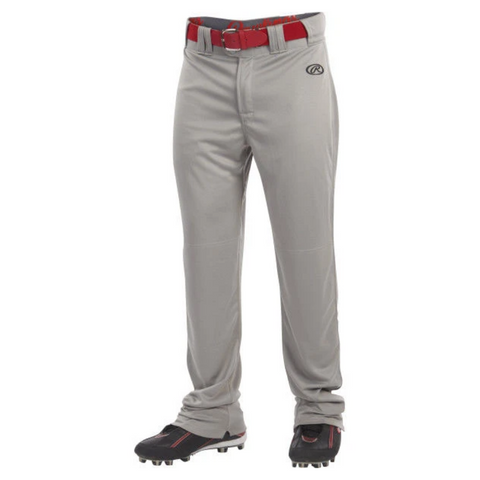 RAWLINGS YOUTH LAUNCH SEMI RELAXED PANT GREY