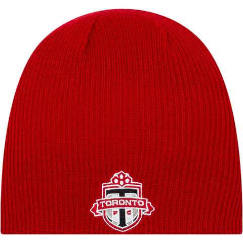 NEW ERA MEN'S TFC KNIT REVERSE HAT TEAM COLOUR