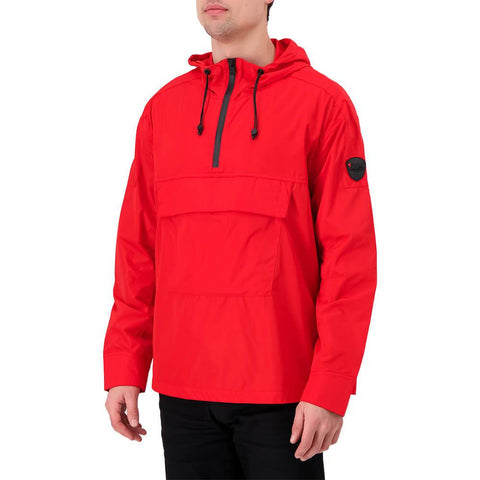 PAJAR MEN'S MANUKA PACKABLE ANORAK CARDINAL RED