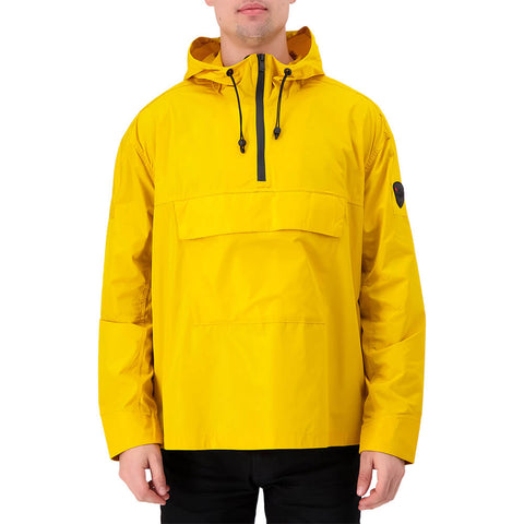 PAJAR MEN'S MANUKA PACKABLE ANORAK GOLDEN