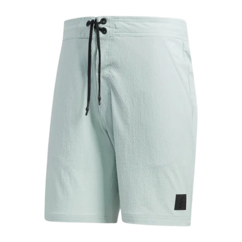 ADIDAS MEN'S ADICROSS HYBRID SHORT ASH GREEN