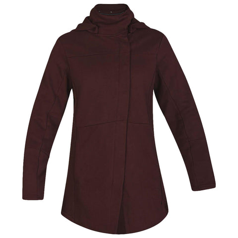 HURLEY WOMEN'S WINCHESTER FLEECE ZIP EL DORADO