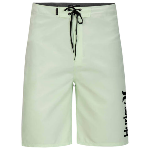 HURLEY BOYS' ONE AND ONLY SUPERSUEDE BOARDSHORT 16'' JADE AURA