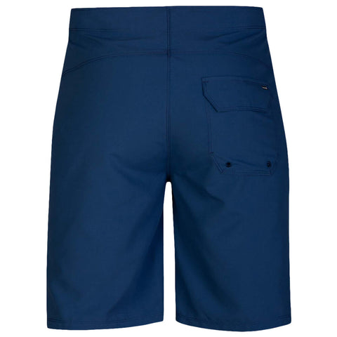 HURLEY BOYS' ONE AND ONLY SUPERSUEDE BOARDSHORT 16'' MYSTIC NAVY BACK