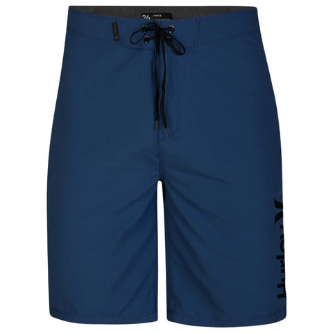 HURLEY BOYS' ONE AND ONLY SUPERSUEDE BOARDSHORT 16'' MYSTIC NAVY
