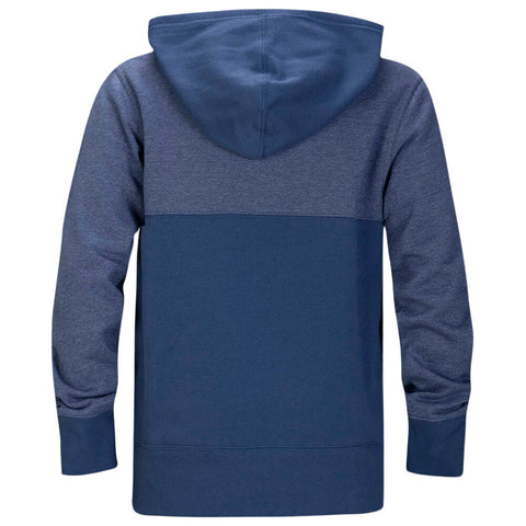HURLEY BOYS' CRONE TEXTURED PULLOVER MYSTIC NAVY