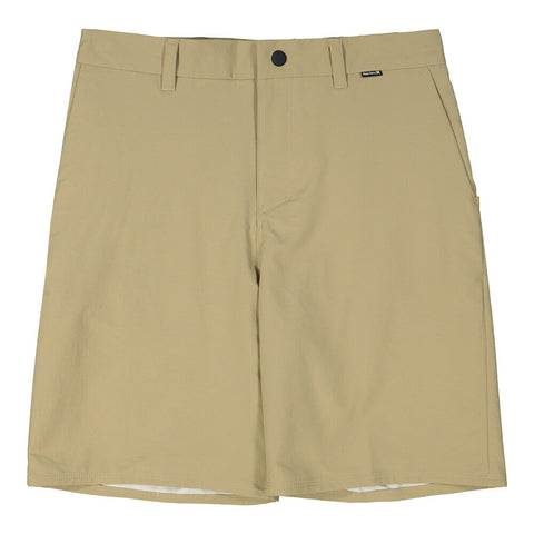 HURLEY BOYS' DRI FIT CHINO SHORT KHAKI