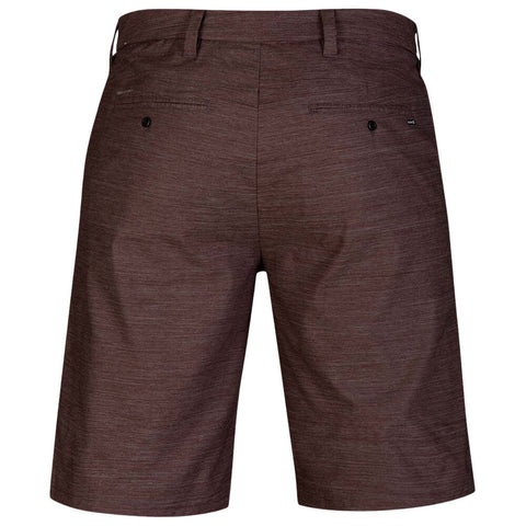HURLEY MEN'S DRI FIT BREATHE SHORT 21'' EL DORADO BACK
