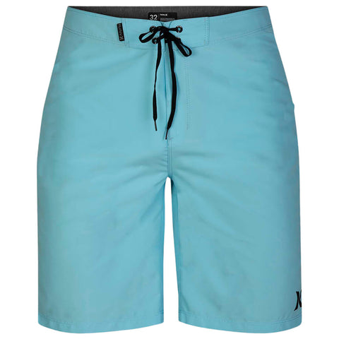 HURLEY MEN'S ONE AND ONLY 2.0 21'' BOARDSHORT BLUE GAZE