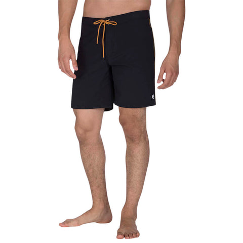 HURLEY MEN'S CARHARTT OG 18'' BOARDSHORT BLACK MODEL