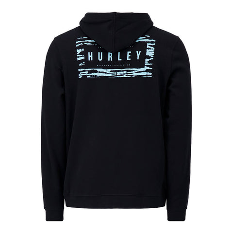 HURLEY MEN'S FLASH FULLZIP BLACK