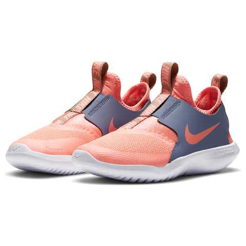 NIKE GIRLS PRE-SCHOOL FLEX RUNNER KIDS SHOE ATOMIC PINK/PINK/INDIGO