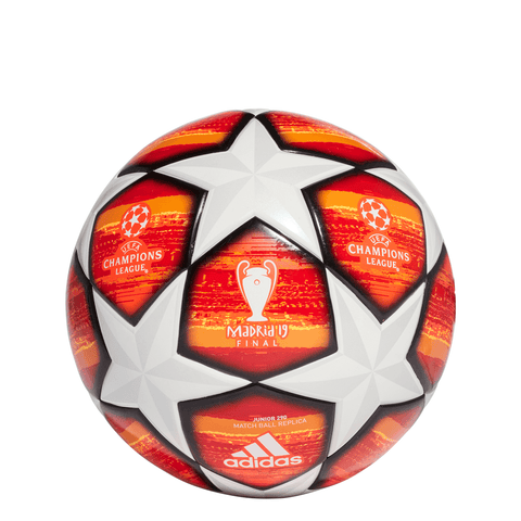 ADIDAS UCL FINALE MADRID 19 JUNIOR 290 SOCCER BALL
