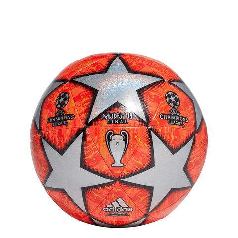 ADIDAS UCL FINALE  MADRID 19 TOP CAPITANO SOCCER BALL